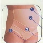 M002 กางเกงชั้นในผยุงครรภ์(ไซด์ L) การออกแบบจะมีดีไซน์ที่เหมาะกับการพยุงคครรภ์โดยเฉพาะ เนื้อผ้านิ่มๆ สวมใส่สบายค่ะ ตรงเอวสามารถเลื่อนระดับได้