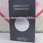น้ำหอม davidoff champion 1.2 ml.