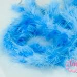 ขนมิงค์เฟอร์ สีฟ้า