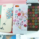 Case iPhone 5 Cute Glossy Hard Case 80/130