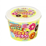 Kutsuwa eraser kit : ชุดทำยางลบ โดนัท (กลิ่นหอม) ใช้ไมโครเวฟ !!!ทานไม่ได้!!!