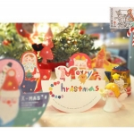 S015 Christmas Card Set_x10