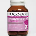 Blackmores 9 Plus Formula With Calcium แบลคมอร์ส 9 พลัส ฟอร์มูลา 60 แคปซูล สูตรใหม่