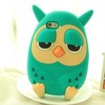 ** พร้อมส่งค่ะ ** เคส iPhone 5/5S นกฮูก Roumang zozy and friendly owl