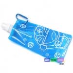 ถุงน้ำแฟชั่นแบบพกพา Doraemon : สีน้ำเงิน PA0006