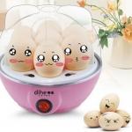 Electric Egg Boiler/เครื่องต้มไข่ไฟฟ้า ที่จะเปลี่ยนการทำไข่ต้มให้เป็นเรื่องง่ายตื่นเช้ามาจะทาน ไข่ลวก ไข่ต้ม ก็แค่เติมน้ำ วางไข่ แล้วเปิดเครื่องก็เสร็จ