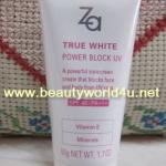 Za True White Power Block UV SPF40 PA+++ (ลดพิเศษ)