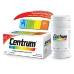 CENTRUM + BETA-CAROTENE เซ็นทรัม วิตามินรวมและเกลือแร่ + เบต้าเคโรทีน, ลูทีน และไลโคปีน 90 เม็ด ขวดใหญ่