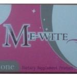 Neoca Me-Wite Glutathione (30's) กลูต้าไธโอน ผิวขาวกระจ่างใส ดูอ่อนกว่าวัย 30 แคปซูล