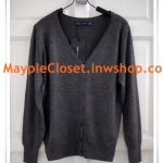 ()  Zara-Gray  Zara Knitwear  order  Basic Cardigan     