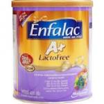 Enfalac lacto free นมสำหรับเด็กท้องเสียและมีปัญหาการย่อย