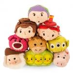 พวงกุญแจ Tsum Tsum เซต Toy Story