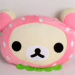 หมอน Korilakkuma Strawberry
