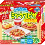 Kracie Popin Cooking : ชุดทำ Pizza