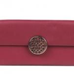 กระเป๋าสตางค์ COACH ALEXANDRA SLIM ENVELOPE WALLET F46148 สี Ginger Beet