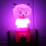 โคมไฟรูปแกะ LED ช่วยสร้างบรรยากาศ