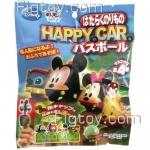 ลูกบอลกลิ่นหอม : Disney Happy Car