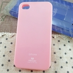 Case iPhone 4/4s Mercury Jelly Pink