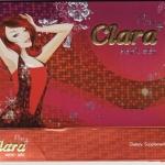 คลาร่า พลัส Sun clara ปรับสูตรใหม่ Clara plus+ ดีท็อกซ์ไร้สาย คลอโรฟิลล์ สมุนไพรเป่าชุนลู่ สมุนไพรหยางกุ๊ยเฟย 3 กล่อง (ราคากล่องละ 550 บาท)