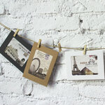 Hang Paper Photo Frame set