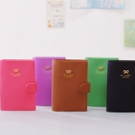 Ribbon Passport Holder