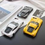 ** Pre-order ** เคส iPhone 6/6s, 7 ลายรถสปอร์ต 3D สีดำ