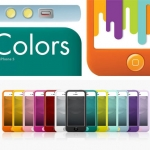 Case iPhone 5 Switcheasy Colors iPhone 5 เคสซิลิโคน 170/230