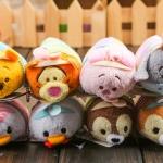 พวงกุญแจ Tsum Tsum เซต Happy Easter (Bunny)