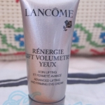 Lancome renergie lift volumetry yeux eye cream 5 ml. (1/3 ของขนาดจริง)