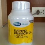 Mega We Care Evening Primrose Oil 30 แคปซูล ลดอาการผิดปกติก่อนมีประจำเดือน บำรุงผิว ลดโคเลสเตอรอล