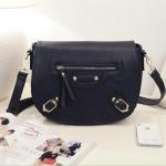 พร้อมส่ง กระเป๋าแฟชั่น Axixi สี Dark Blue งานคุณภาพ น่าใช้มากค่ะ