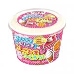 Kutsuwa eraser kit : ชุดทำยางลบ สวีท (กลิ่นหอม) ใช้ไมโครเวฟ  !!!ทานไม่ได้!!!
