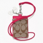  COACH FRUIT CHARM LANYARD ID  F63554