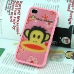 สินค้าแถมฟรี!! สั่งซื้อครบ 200 บาท Case iPhone 4/4s Paul Frank