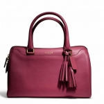 กระเป๋า COACH  LEGACY HALEY SATCHEL IN LEATHER  F23574