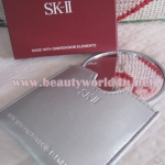 SK-II crystal hand mirror made with swarovski
