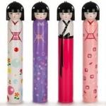 ร่มขวด ตุ๊กตาญี่ปุ่น