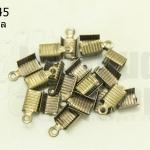 บานพับ สีทองเหลือง 6X13มิล(20ชิ้น)