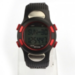 Fitness 3D Pedometer Calories Counter Watch Pulse Heart Rate Monitor Stylish