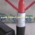 MAC lipstick # vegas volt