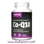 โคเอ็นไซม์คิวเท็น (CoQ10) Jarrow Formulas 100 มิลลิกรัม – 60 เม็ด