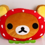 หมอน Rilakkuma Strawberry