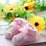 ถุงเท้าเด็กมีระบาย ไซส์ 8-10 ซม. MSC33