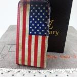 Case iPhone 5 FLAG Flip Case สินค้าลดราคา 150 บาท
