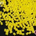 เม็ดบีทรีดร้อน สีเหลืองทอง 2.5มิล (1ขีด/8,870ชิ้น)
