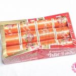 ด้ายเย็บผ้า ตราVENUS สีส้ม (1กล่อง/12ม้วน)