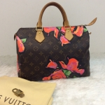 Louis vuitton speedy rose 30