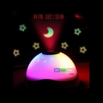 นาฬิกา Night Light Projecting PA0078
