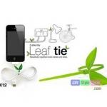 สายเก็บหูฟัง Leaf tie Cable tidy PA0027