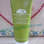 Origins drink up intensive overnight mask 100 ml. (ขนาดจริงลด 35%)